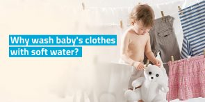 How to wash baby's clothes