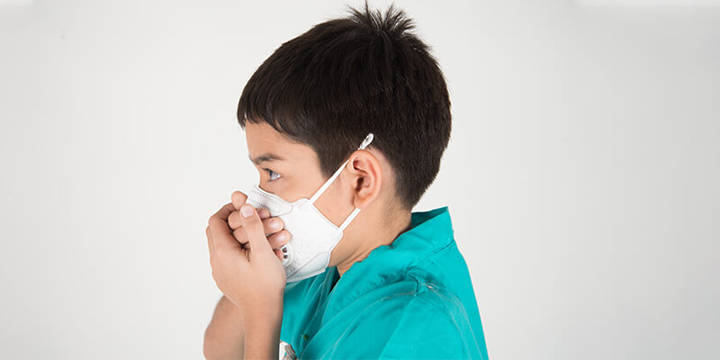 Tips to Protect your child from Air Pollution