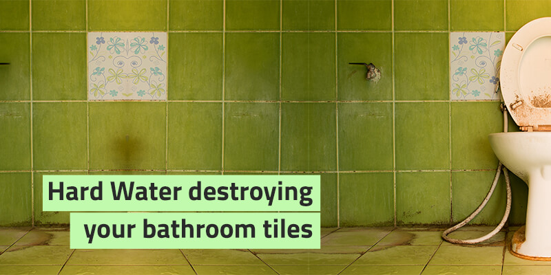 Clean Bathroom Tiles Hard Water Stains