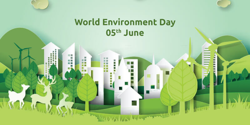 World Environment Day 2019 - Beat Air Pollution
