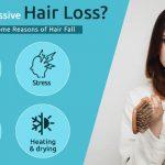 reason for hair fall