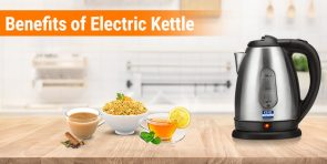 Benefits of Electric Kettle