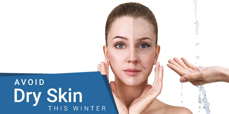 How to Avoid Dry Skin in Winter