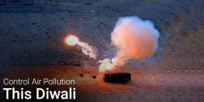 control of air pollution This Diwali