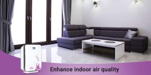 Enhance Indoor air quality