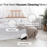 5 Places In Your Home That Need Vacuum Cleaning More Often
