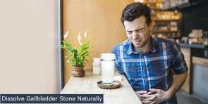 how to dissolve gallstones naturally