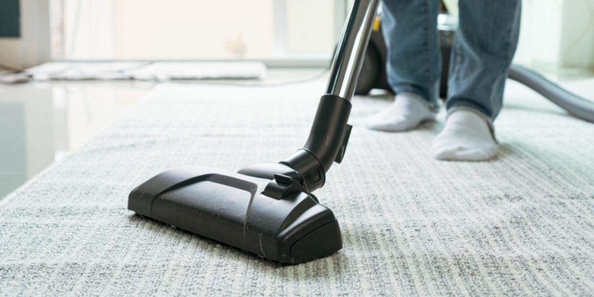 HEPA Vacuum cleaner can keep the carpet clean