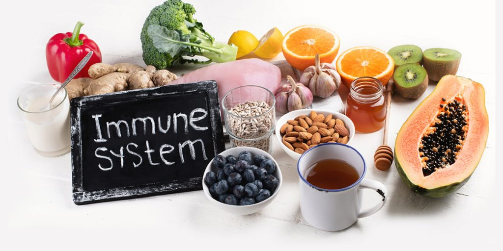 immunity boosting foods and drinks