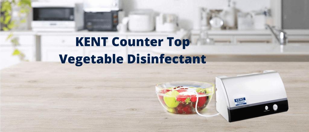 Kent Countertop Vegetable Cleaner