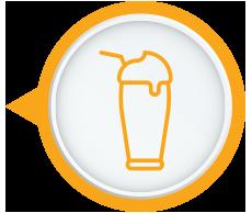 Make Refreshing Smoothies & Cold Coffee