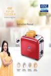KENT Pop-up                                                                                                                         Toaster-R User Manual