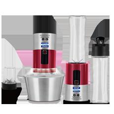 KENT 3-in-1 Mini Blender and Food Chopper