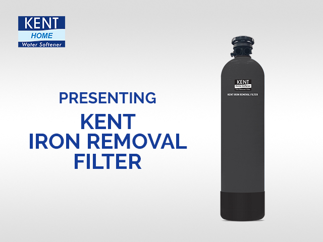 Kent Iron Removal Filter