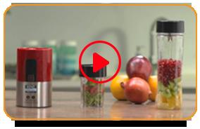 Play KENT 3-in-1 Mini Blender & Food Chopper