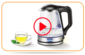 Play KENT Electric Kettle Video