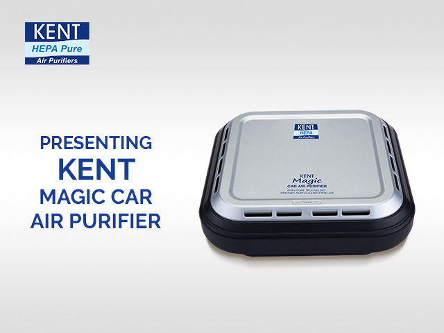 Kent Magic Car Air Purifiers