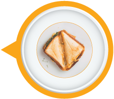 Make 4 Sandwiches