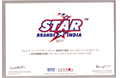 Star Brands of India - 2011