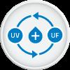 UV + UF Purification