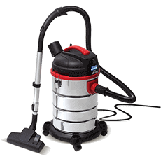 KENT Wet & Dry Vacuum Cleaner 30L