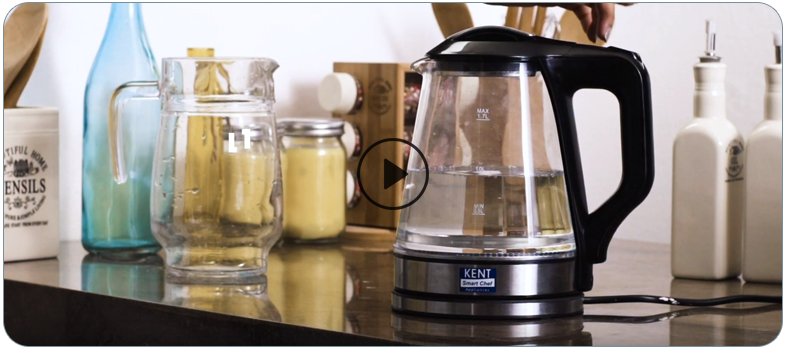 Play KENT 3-in-1 Mini Blender and Food Chopper Video