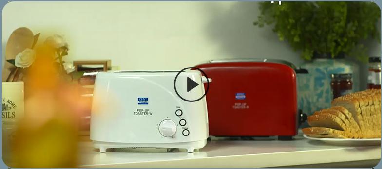Play KENT Pop-Up Toaster-W