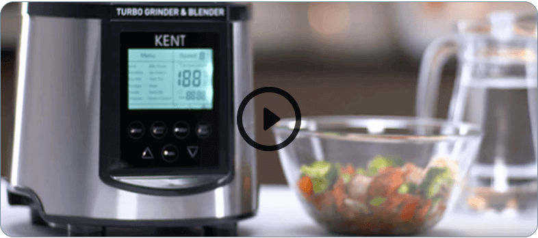 Play Turbo Grinder Blender Video