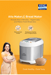 Kent Atta Maker & Bread Maker Product Brochure