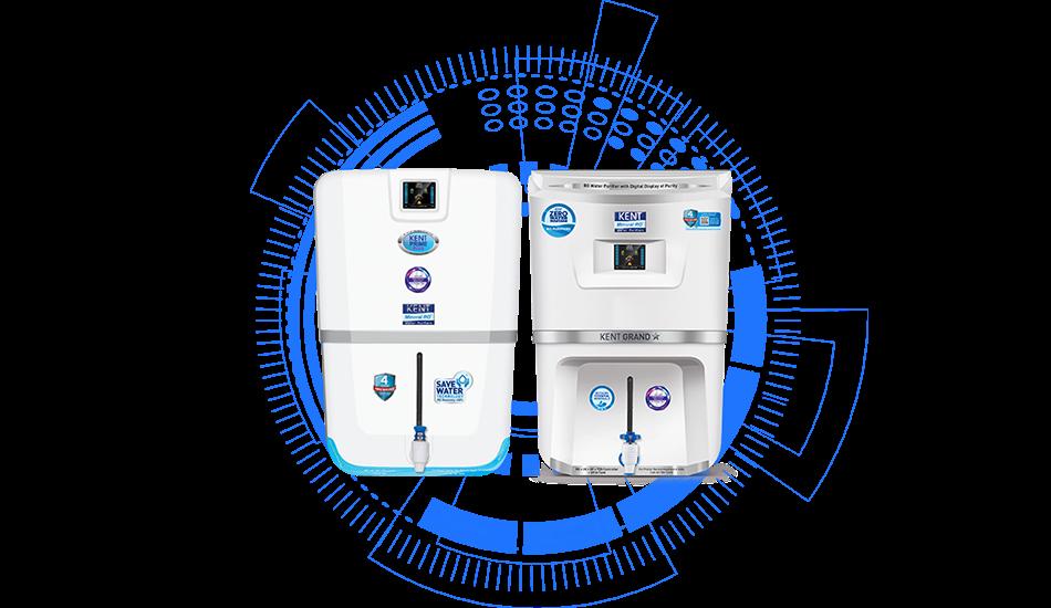 KENT's Next Gen RO Water Purifiers