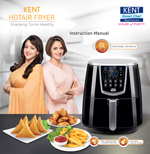 KENT HotAir Fryer Product Brochure