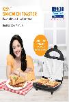 KENT Sandwich Toaster  Manual