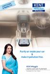 Download KENT Magic Car Air Purifier Product Brochure