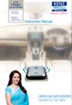 Download KENT Magic Car Air Purifier User Manual