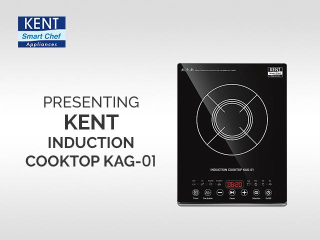 KENT Induction Cooktop KAG-01