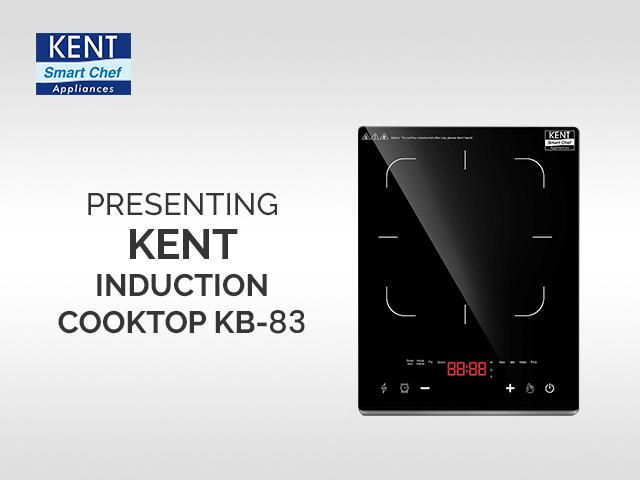KENT Induction Cooktop KB-83