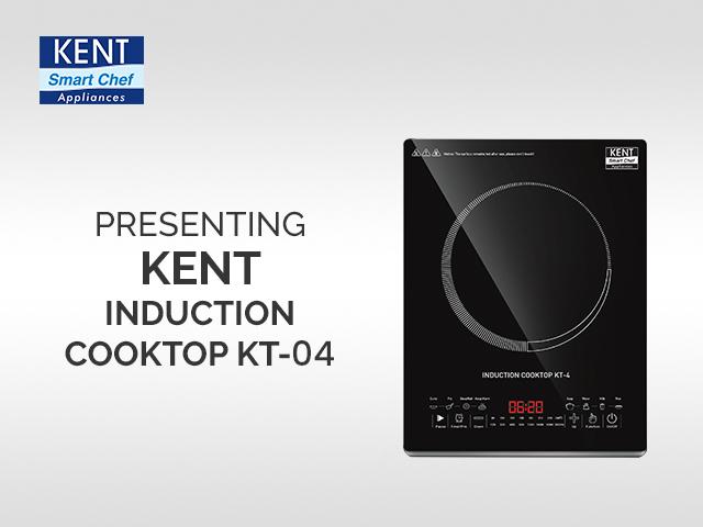 KENT Induction Cooktop KT-04