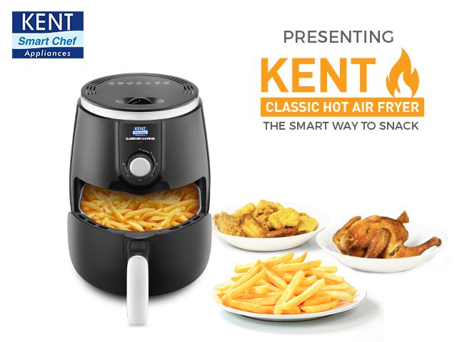 KENT Classic Hot Air Fryer 4 L