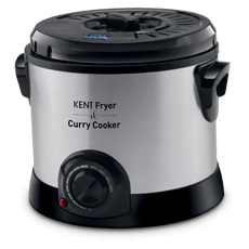 Cooking Appliance - Kent Fryer & Curry Cooker