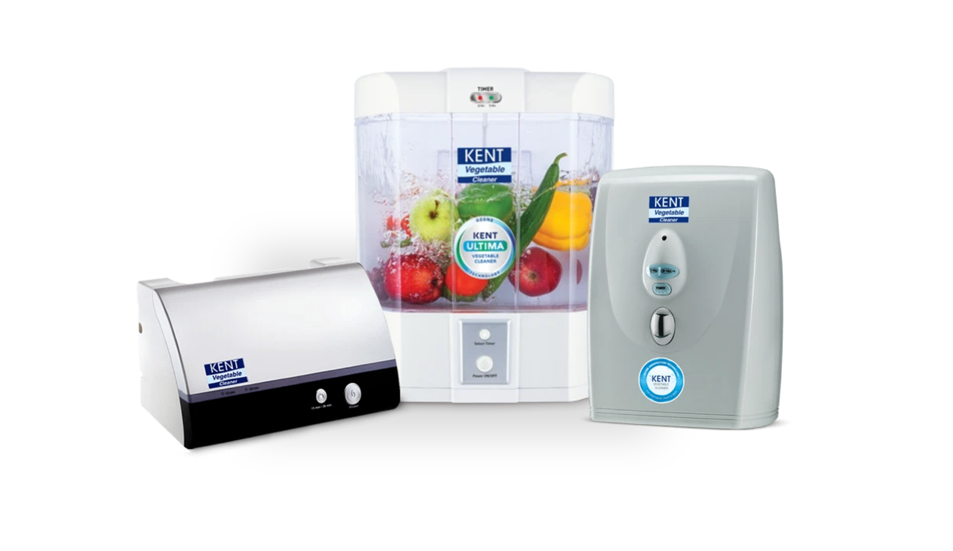 KENT Vegetable and Fruit Cleaner