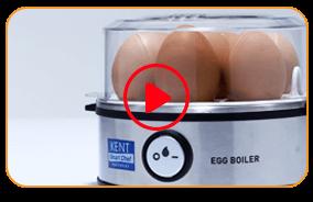 Play KENT Egg Boiler Video