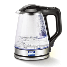 KENT Electric Kettle Glass