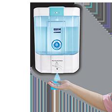 KENT Auto Sanitiser Dispenser