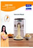 KENT Noodle & Pasta Maker Brochure