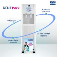 KENT Perk - Inbuilt Ro Purifier with Chiller