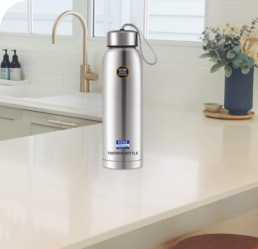 KENT Thermos Bottle SS-500 ml