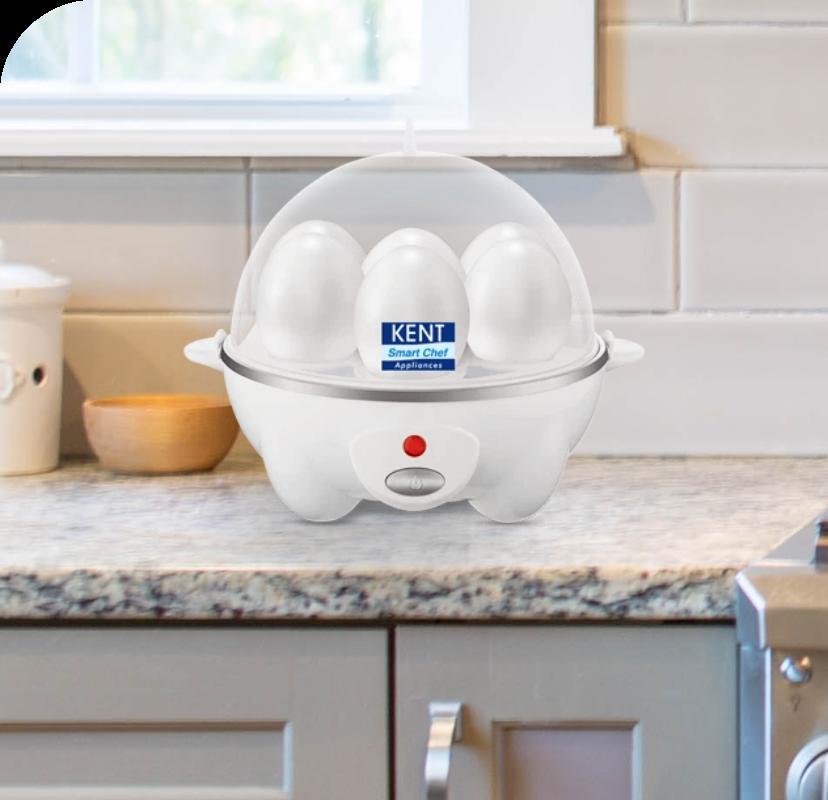 KENT Egg Boiler-W