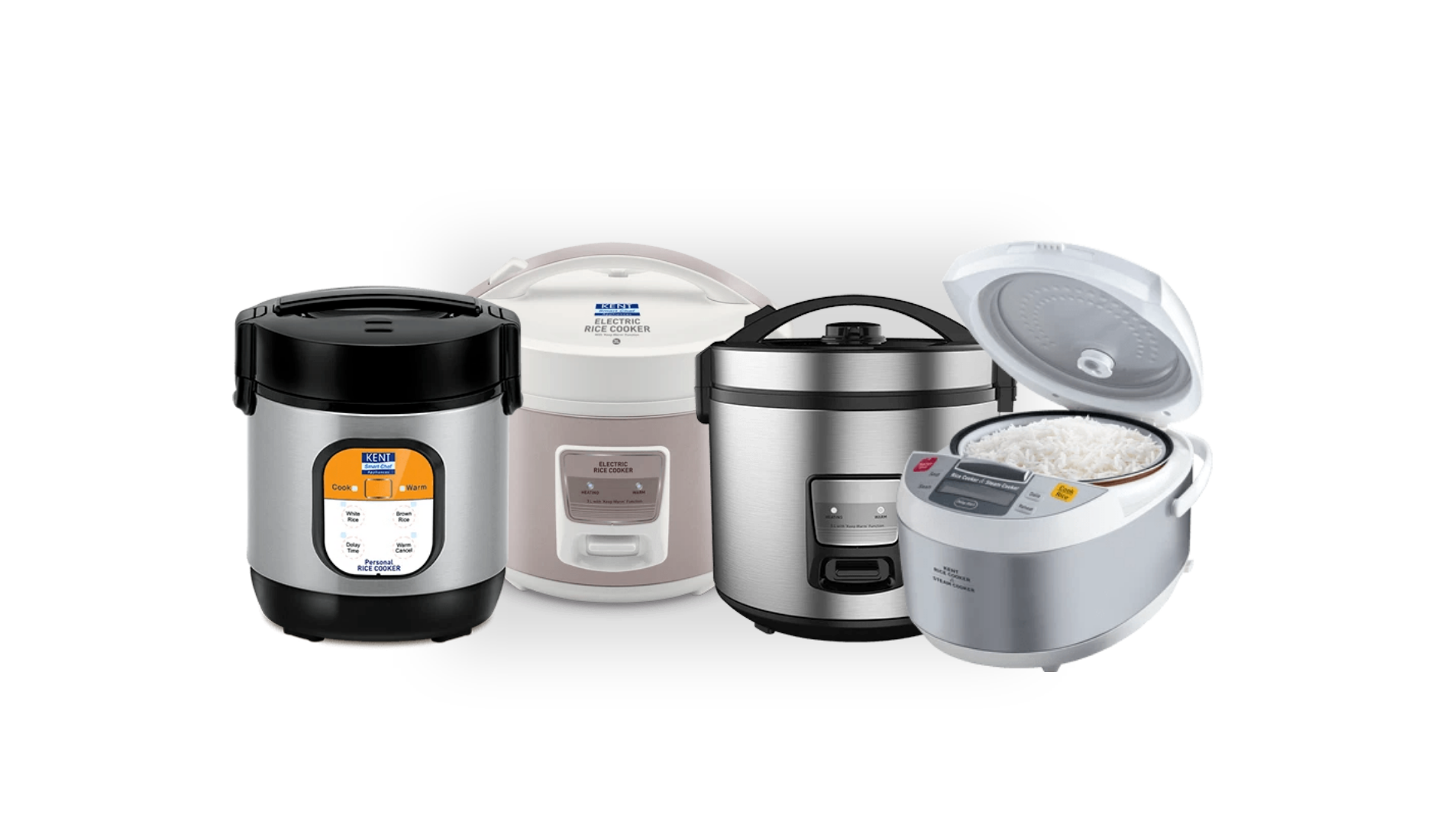 KENT Electric Rice Cookers