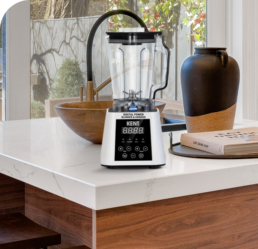 KENT Digital Power Blender & Grinder