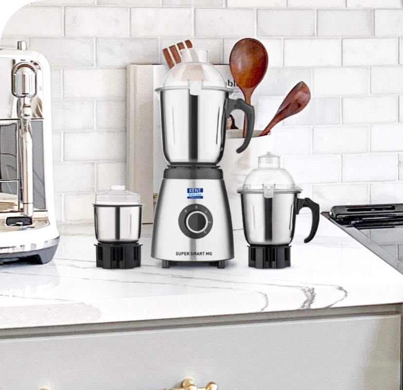 KENT Super Smart Mixer Grinder